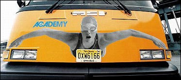 Bus Wrap, Gamma Imaging