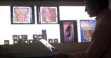 Duplicate Slides, Gamma Imaging