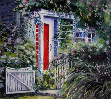 Secret Cottage, Liz Kalish