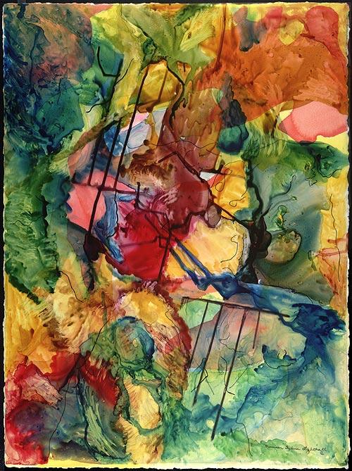 Kaleidoscope, Maureen Sylvia Lighthall