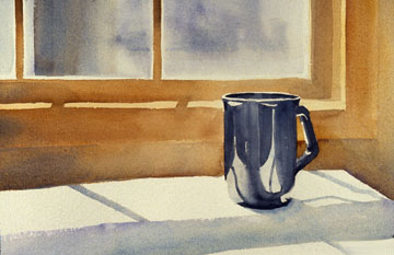 Morning Cup, Michael Ireland