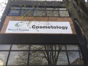 Vinyl Banners for Truman College