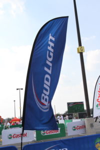 When it comes to promoting a business, few types of displays have as much impact as flags and banners.